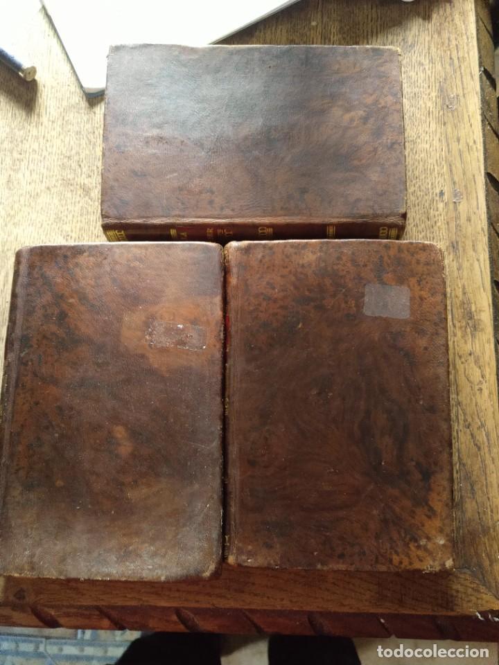 Libros antiguos: Escuela de Costumbres o reflexiones morales e históricas. Blanchard 1797 - Foto 3 - 222339241