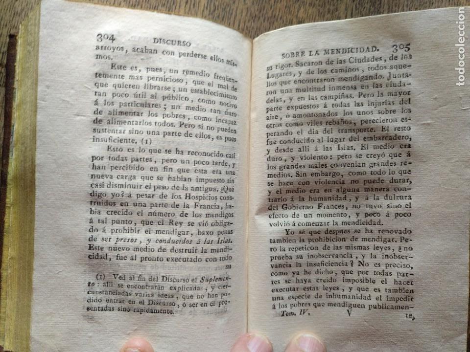 Libros antiguos: Escuela de Costumbres o reflexiones morales e históricas. Blanchard 1797 - Foto 13 - 222339241