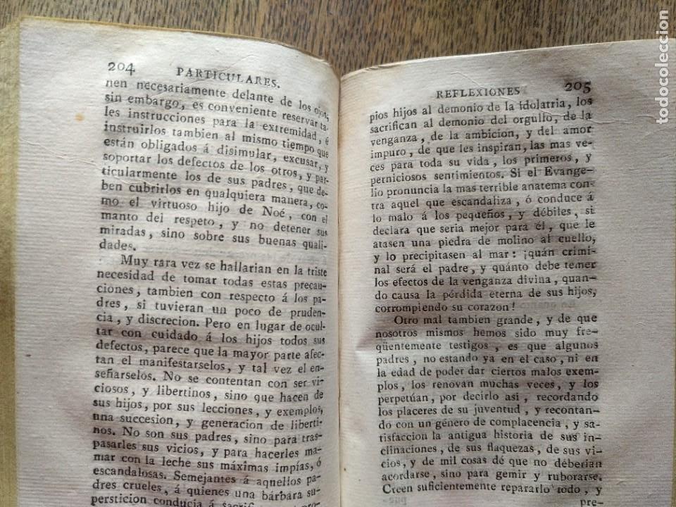 Libros antiguos: Escuela de Costumbres o reflexiones morales e históricas. Blanchard 1797 - Foto 15 - 222339241