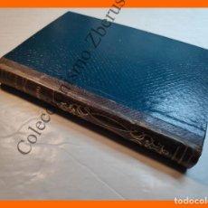 Libros antiguos: LECCIONES DE FILOSOFIA MORAL - MATIAS ROMAN CARBONELL Y CAMAÑA. Lote 222590592