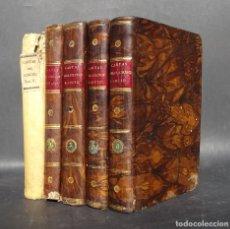 Libros antiguos: 1824 CARTAS CRITICAS QUE ESCRIBIO EL FILOSOFO RANCIO - MARCHENA - SEVILLA. Lote 222674935