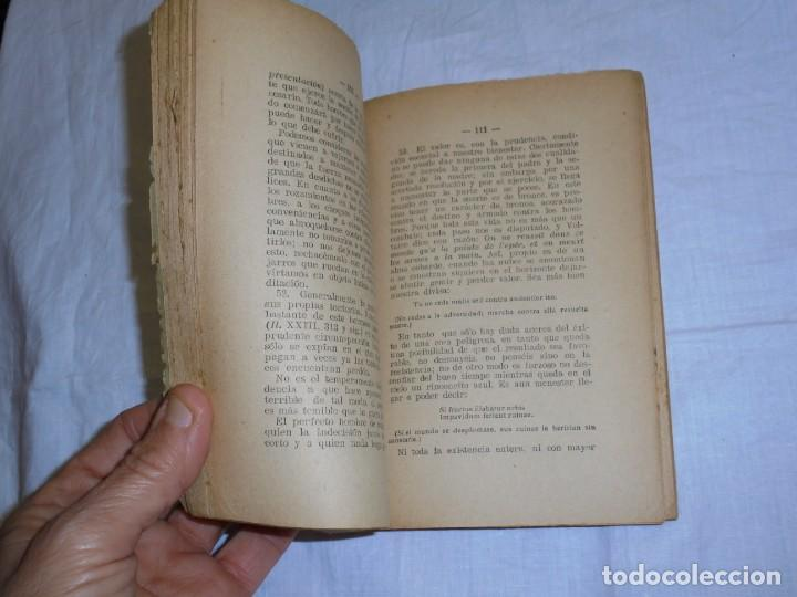 Libros antiguos: PARERGA Y PARALIPOMENA POR SCHOPENHAUER TOMO II. BIBLIOTECA ECONOMICA FILOSOFICA TOMO XLVIII. - Foto 4 - 222815637