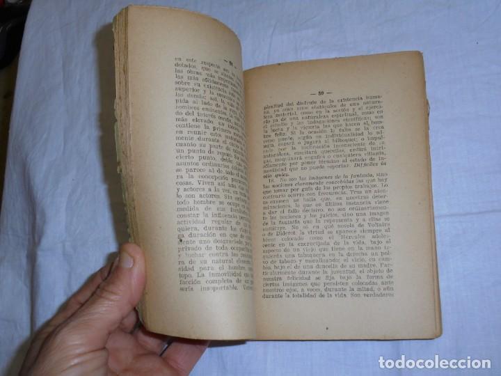 Libros antiguos: PARERGA Y PARALIPOMENA POR SCHOPENHAUER TOMO II. BIBLIOTECA ECONOMICA FILOSOFICA TOMO XLVIII. - Foto 5 - 222815637
