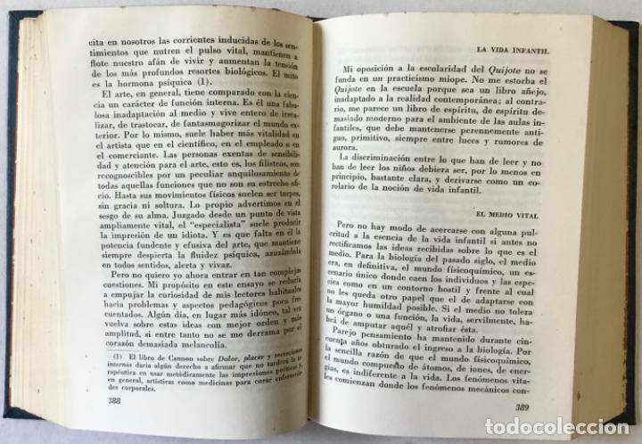Libros antiguos: EL ESPECTADOR. - ORTEGA Y GASSET, José. - Foto 4 - 123225251