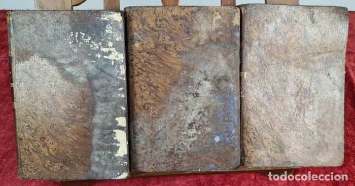 Libros antiguos: PHILOSOPHIA ELEMENTARIA AD USUM. ZEPHYRINI GONZALEZ. LIB. SANCTI. 3 VOL. 1889. - Foto 7 - 224450392