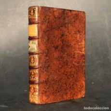 Libri antichi: 1752 - ENTRETENIMIENTOS DE LA RAZON - OCIOS DEL SABIO - ESPECTÁCULOS. Lote 224475847