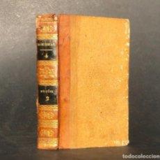 Libri antichi: 1822 - OBRAS DE ROUSSEAU - JULIA O LA NUEVA ELOISA - GRABADO. Lote 224859052