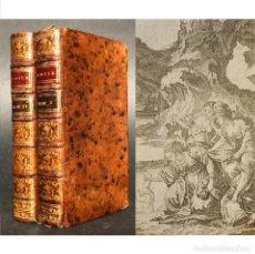 Libri antichi: AÑO 1762 - EMILE, OU DE LÉDUCATION PAR ROUSSEAU - FILOSOFÍA DE LA EDUCACIÓN. Lote 225809873