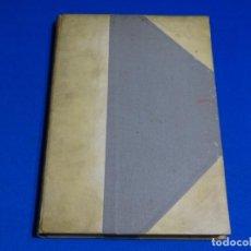 Libros antiguos: LIBRO MANUSCRITO.RECOPILACION CARTAS DE SCHOPENHAUER AL PROFESOR BAHR.. Lote 225871090