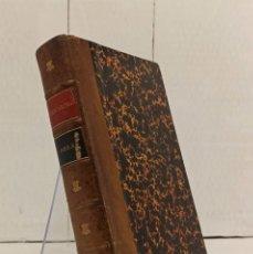 """Livres anciens: """"OBRAS COMPLETAS DE RENATO DESCARTES"""" DE R. DESCARTES (VERSIÓN CASTELLANA DE M. MACHADO) (AÑOS 20). Lote 226460040"""