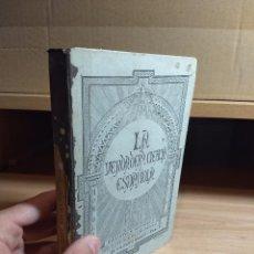 Libros antiguos: CARTAS CRÍTICAS QUE ESCRIBIÓ EL FILÓSOFO RANCIO - FRANCISCO ALVARADO DE LA ÓRDEN (TOMO VI, 1881). Lote 227104680