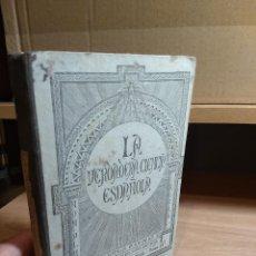 Libros antiguos: CARTAS CRÍTICAS QUE ESCRIBIÓ EL FILÓSOFO RANCIO - FRANCISCO ALVARADO DE LA ÓRDEN (TOMO IV, 1881). Lote 227105595