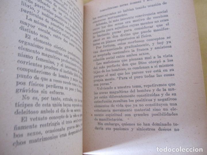 Libros antiguos: ELIAS GEWURZ. LOS MISTERIOS DE LA KÁBALA. ANTONIO ROCH EDITOR. IMPRENTA CLARASÓ. BARCELONA, - Foto 8 - 228127740
