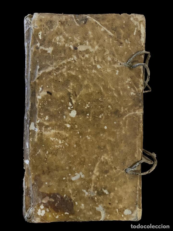 Libros antiguos: Summa teológica de Sto Tomás de Aquino, 1791 pergamino, tomos, I, III , IV, V VII, VIII, IX, X, XI - Foto 12 - 230057255