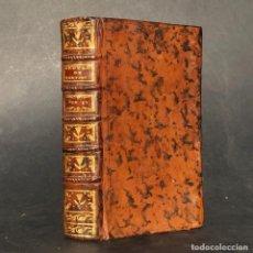 Livros antigos: 1777 - OBRAS DE MONTESQUIEU - EL ESPIRITU DE LAS LEYES - FILOSOFIA - POLITICA. Lote 231624870