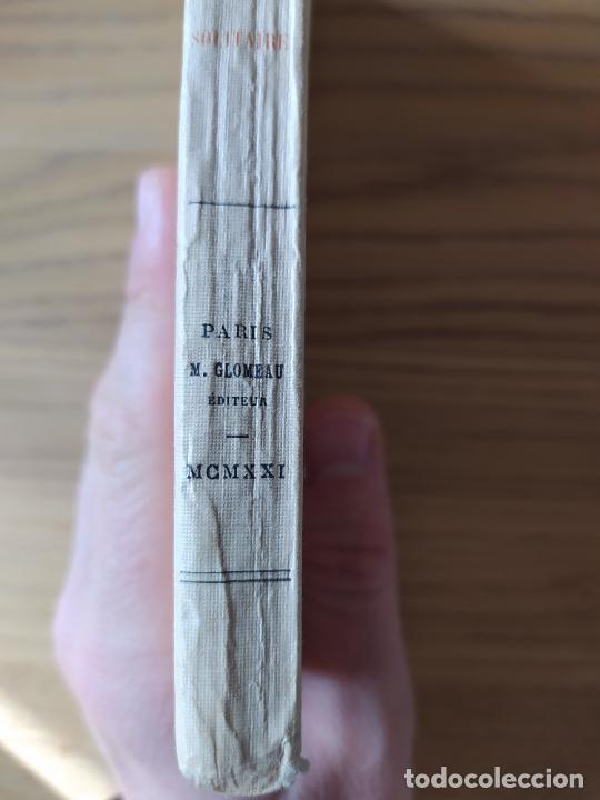 Libros antiguos: Very Rare. Les Reveries dun promeneur solitaire, Rousseau. Edition enrichie de trois portraits.1921 - Foto 6 - 232265210