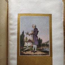 Libros antiguos: VERY RARE. LES REVERIES D'UN PROMENEUR SOLITAIRE, ROUSSEAU. EDITION ENRICHIE DE TROIS PORTRAITS.1921. Lote 232265210