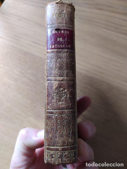 Libros antiguos: OEUVRES CHOISIES DE J. B. ROUSSEAU A L USAGE DES LYCEES, Publicado por MAME (1811) - Foto 5 - 232270360