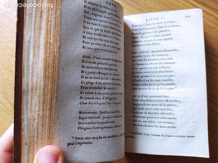 Libros antiguos: OEUVRES CHOISIES DE J. B. ROUSSEAU A L USAGE DES LYCEES, Publicado por MAME (1811) - Foto 12 - 232270360