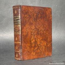 Livros antigos: 1790 - DESENGAÑOS FILOSOFICOS - FILOSOFIA - CONTRA LAS DESVIACIONES FILOSOFICAS. Lote 232475740