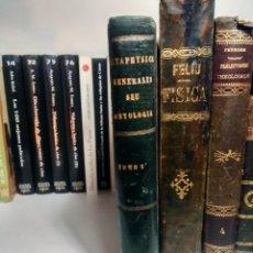 Libros antiguos: METAPHYSICA GENERALIS SEU ONTOLOGIA - VOLUMINIS SECUNDI - LIBER QUARTUS - MEDIA PIEL. Lote 232919540