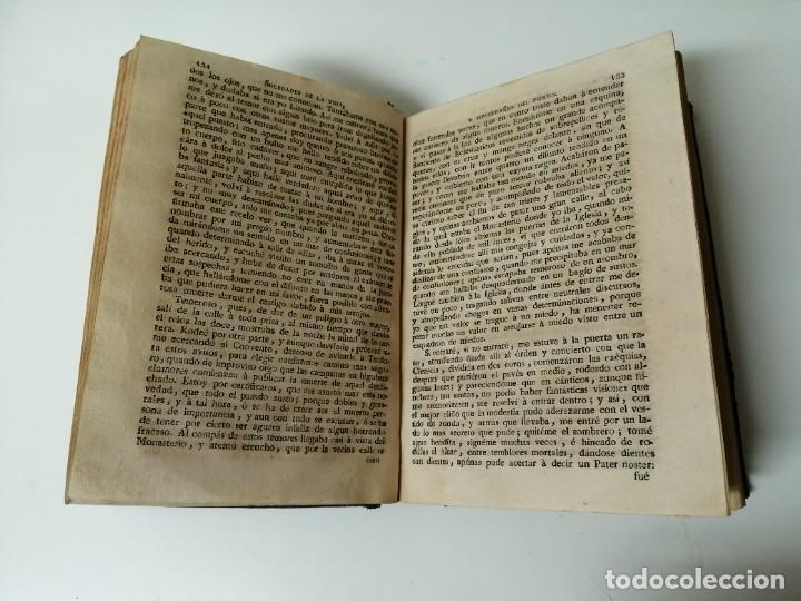 Libros antiguos: SOLEDADES DE LA VIDA Y DESENGAÑOS DEL MUNDO NOVELAS EXPEMPLARES 1792 - Foto 6 - 234444585