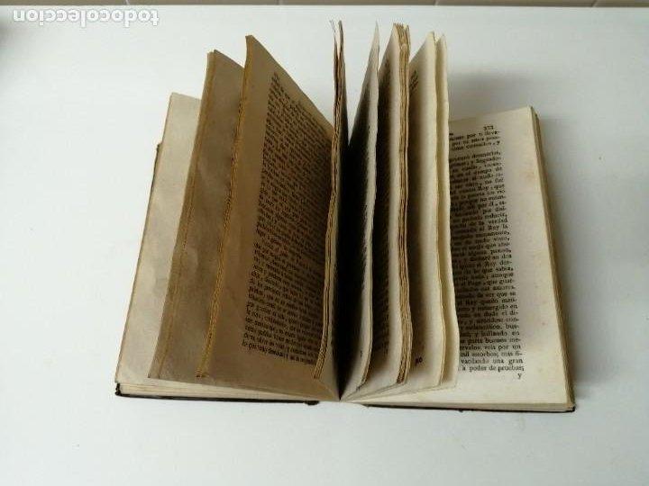 Libros antiguos: SOLEDADES DE LA VIDA Y DESENGAÑOS DEL MUNDO NOVELAS EXPEMPLARES 1792 - Foto 11 - 234444585