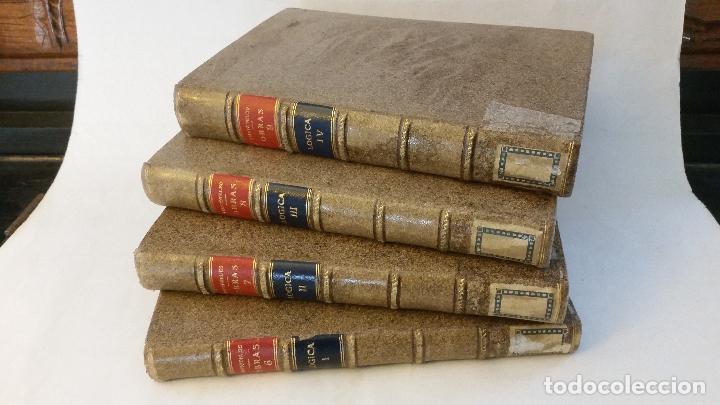 Libros antiguos: 1874 - ARISTÓTELES - OBRAS TRADUCIDAS POR PATRICIO DE AZCÁRATE: LÓGICA 4 TOMOS - Foto 2 - 234569045