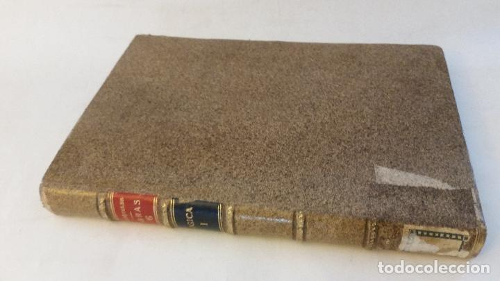 Libros antiguos: 1874 - ARISTÓTELES - OBRAS TRADUCIDAS POR PATRICIO DE AZCÁRATE: LÓGICA 4 TOMOS - Foto 3 - 234569045