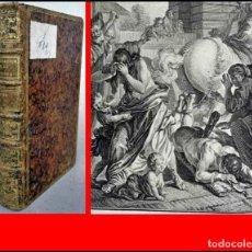 Libri antichi: AÑO 1777: FILOSOFÍA DE LA NATURALEZA PARA LA ESPECIE HUMANA. LIBRO DEL SIGLO XVII.. Lote 235981785