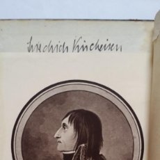 Libros antiguos: J.J.ROUSSEAU: FIRMADO POR HISTORIADOR FRIEDRICH MAX KIRCHEISEN. CARTAS SELECCIONADAS. EX-LIBRIS 1870. Lote 237082935