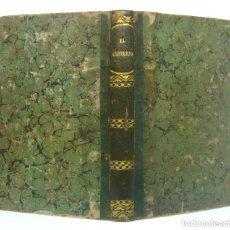 Livros antigos: 1857 - FILOSOFÍA, SIGLO XIX - JAIME BALMES: EL CRITERIO - LIBRO ANTIGUO, ENCUADERNACIÓN. Lote 240094375