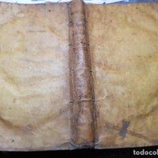Libros antiguos: LIBRO THEOLOGIA MORALIS BREVI-CLARAQUE METHODO COMPREHENSA ATQUE JUXTA -J.ESTEVA 1748-. Lote 240884190