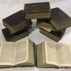"Libros antiguos: PACK COMPLETO 9 VOLUMENES ""SUMMA THEOLOGICA"". Lote 243545175"