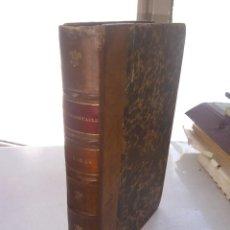 Livres anciens: REFLEXIONES, SENTENCIAS, MAXIMAS MORALES, LA ROCHEFOUCAULD, M. SAINTE, MANUEL MACHADO. Lote 243656585