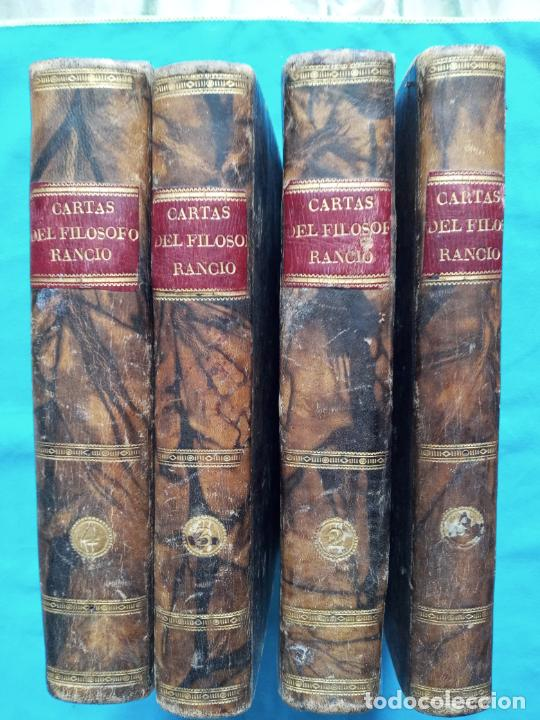 Libros antiguos: Cartas críticas, o sea el filósofo rancio. - Madrid 1824 - Foto 2 - 244744085