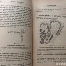 Libros antiguos: MENDES DOS REMÉDIOS. FILOSOFIA ELEMENTAR, 1916. MUY ESCASO. EN PORTUGUÉS. Lote 244758560