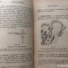 Libros antiguos: MENDES DOS REMÉDIOS. FILOSOFIA ELEMENTAR, 1916. MUY ESCASO. EN PORTUGUÉS. Lote 244878270