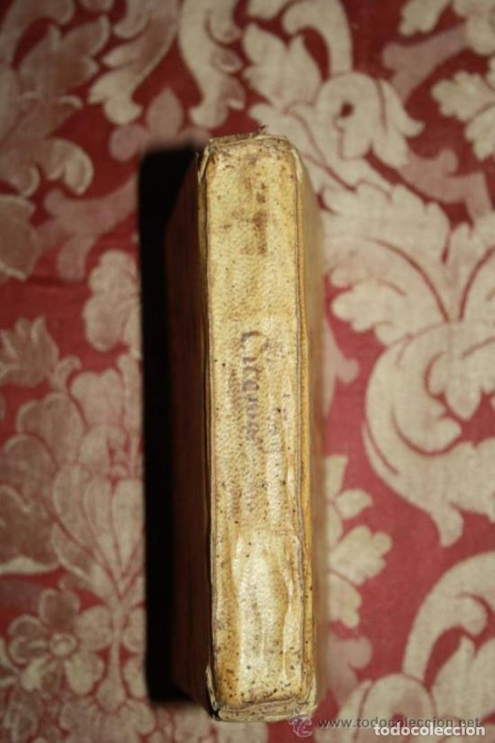 Libros antiguos: CICERONIS ORATIONES SELECTAE. M. TULLII. PARS PRIMA. BARCINONE. 1820 - Foto 6 - 245781185
