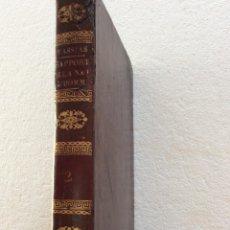 Libros antiguos: RAPPORT DE LA NATURE A L'HOMME, ET DE L'HOMME A LA NATURE. BARON MASSIAS, 1821. Lote 247060030