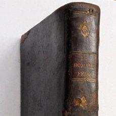 Libros antiguos: AÑO 1800 - EL HOMBRE FELIZ , INDEPENDIENTE DEL MUNDO Y DE LA FORTUNA O ARTE DE VIVIR CONTENTO. Lote 248766815