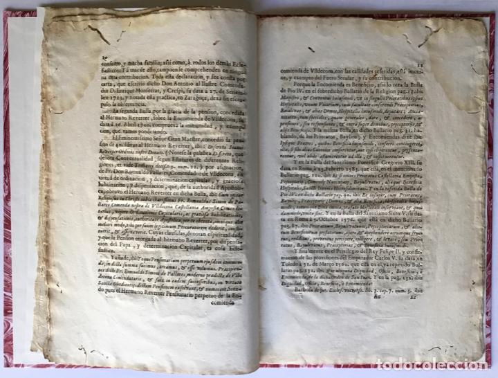 Libros antiguos: VERDAD DE LA IDEA, CONTRA LA IDEA DE LA VERDAD. IMMUNIDAD DEFENDIDA, POR EL HERMANO JUAN REVERTER... - Foto 3 - 250141965