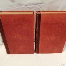 Libros antiguos: RESUMEN DE LA FILOSOFÍA DE HERBERT SPENCER, TOMOS I Y II (EDICIÓN 1900 APROX.). Lote 256129060