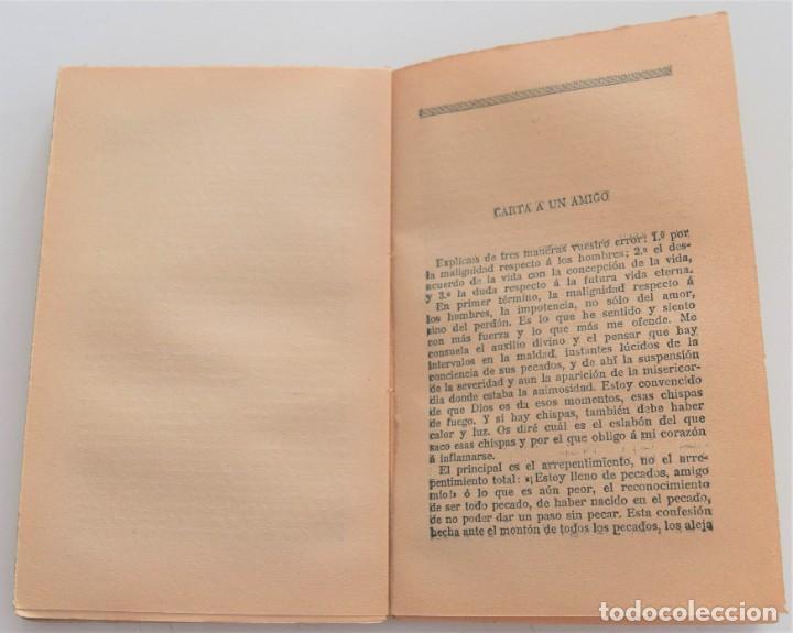 Libros antiguos: AMOR Y LIBERTAD (PALABRAS DE UN HOMBRE LIBRE) - LEÓN TOLSTOY - CASA EDITORIAL MAUCCI - Foto 7 - 262584855