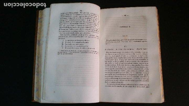 Libros antiguos: 1851 - AUGUSTO NICOLÁS - ESTUDIOS FILOSÓFICOS SOBRE EL CRISTIANISMO - 4 tomos (obra completa) - Foto 6 - 262622640