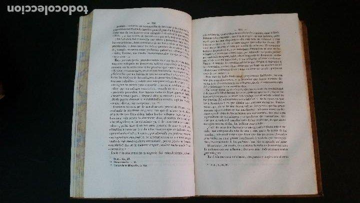 Libros antiguos: 1851 - AUGUSTO NICOLÁS - ESTUDIOS FILOSÓFICOS SOBRE EL CRISTIANISMO - 4 tomos (obra completa) - Foto 10 - 262622640