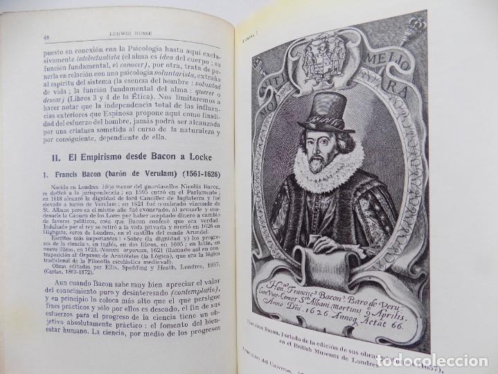 Libros antiguos: LIBRERIA GHOTICA. LUDWIG BUSSE. CONCEPCIÓN DEL UNIVERSO. EDITORIAL LABOR 1933. MUY ILUSTRADO. - Foto 3 - 263033465