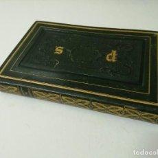 Libros antiguos: ELEMENTOS DE FILOSOFIA MORAL MIGUEL MARTEL AÑO 1840 MUY RARO. Lote 263595105