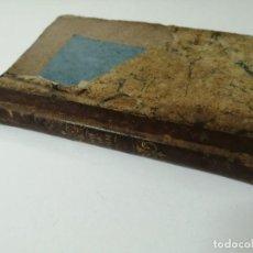 Libros antiguos: DIOS LO QUIERE VIZCONDE DE ARLINCOURT 1849 FILOSOFIA. Lote 263597890
