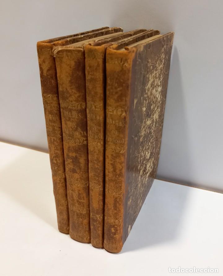 Libros antiguos: CURSO DE FILOSOFIA ELEMENTAL - D. JAIME BALMES. Madrid 1847 (4 tomos). LÓGICA.METAFISICA. ETICA. Hº - Foto 2 - 270914553
